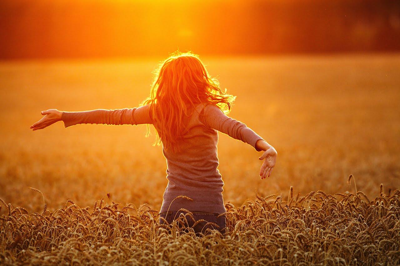Как быть счастливой - 5 способов