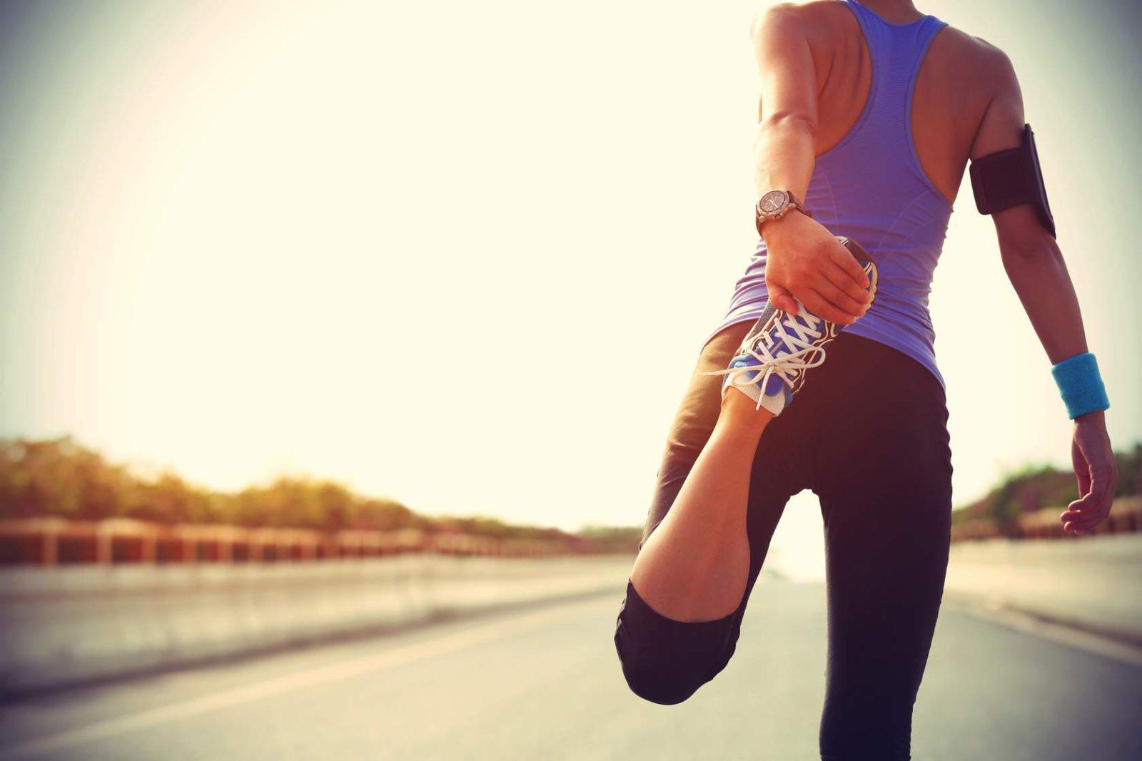 Введение в здоровый образ жизни - спорт