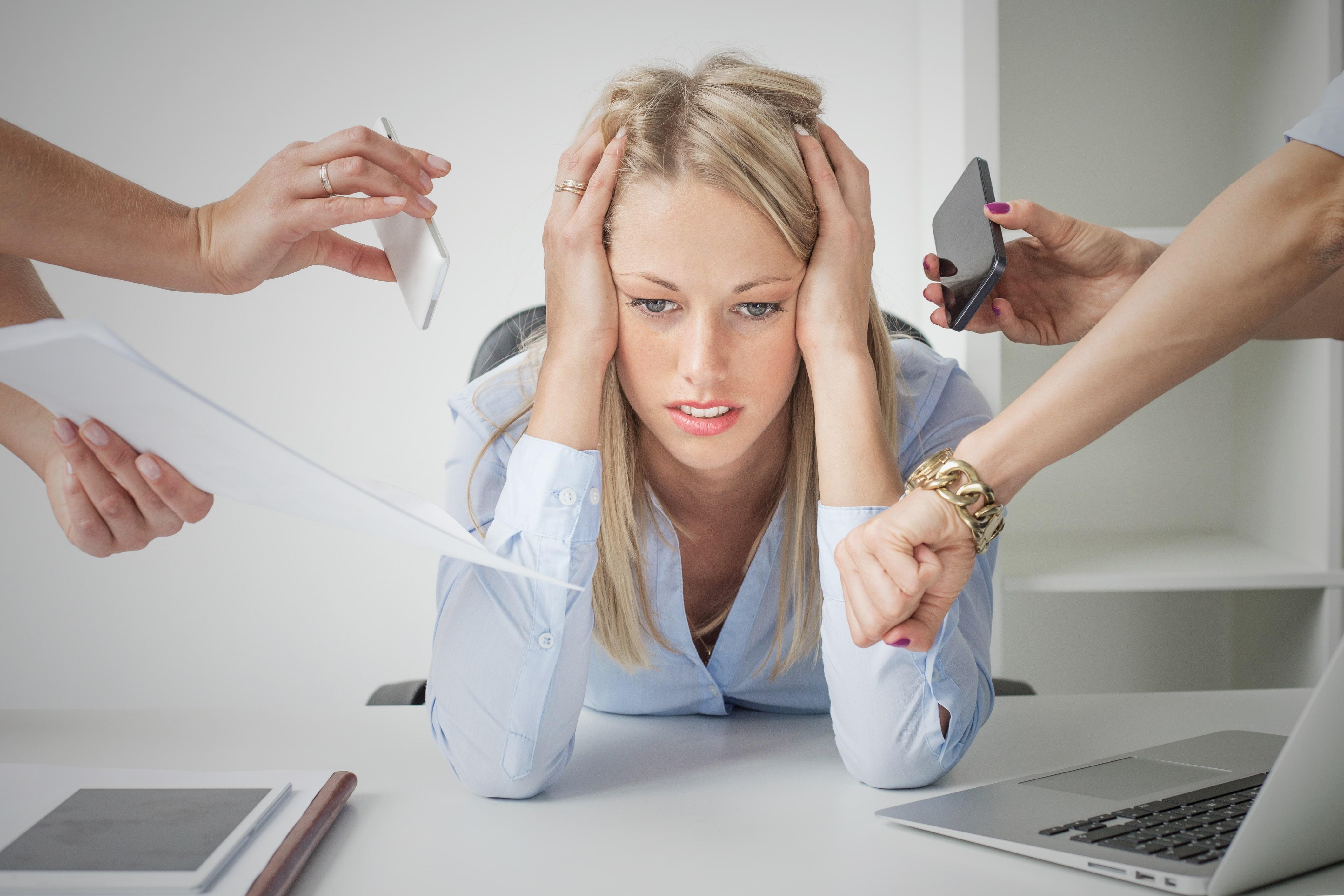 Стресс на работе (и не только) глазами психолога