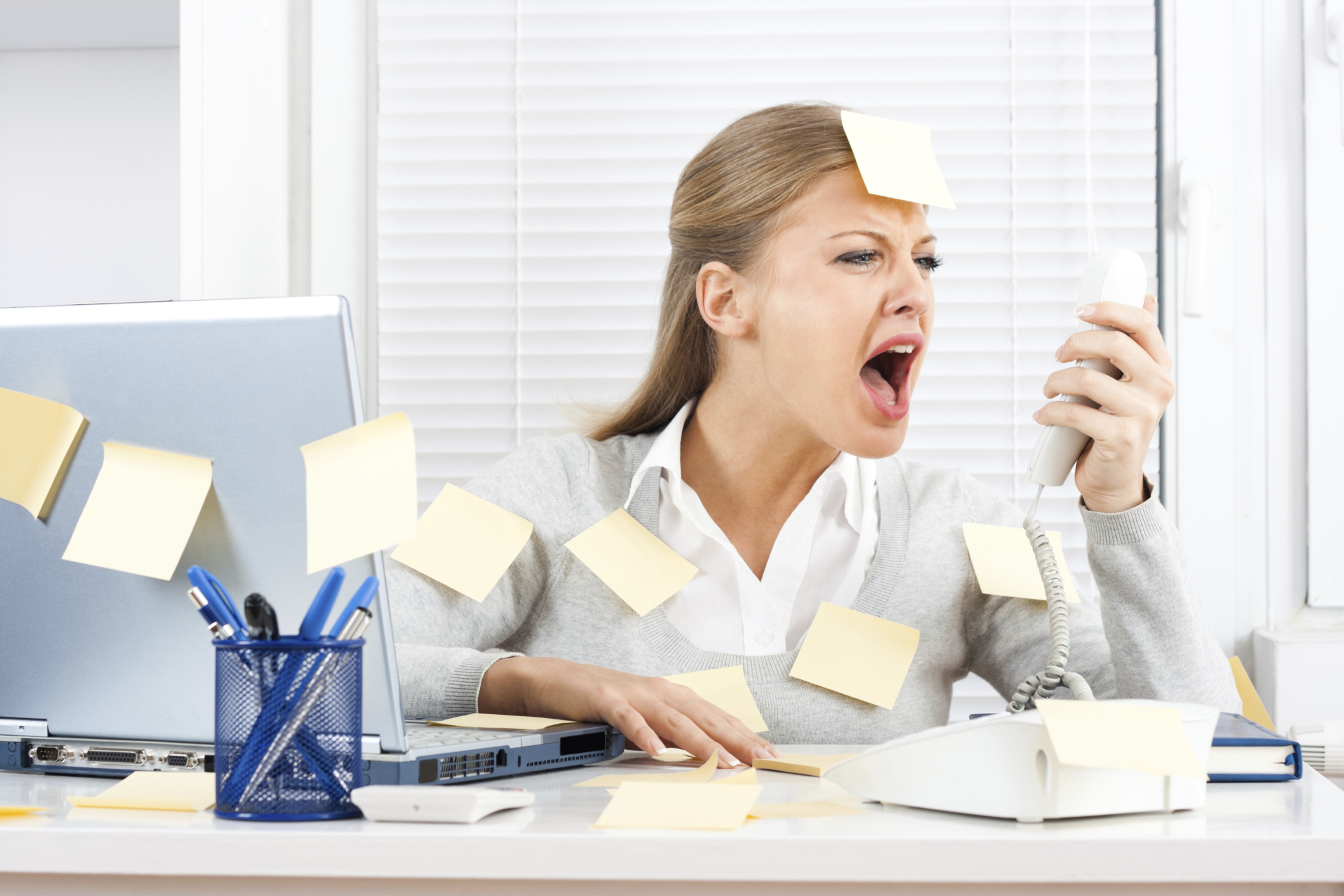 Как отреагировать на стресс, чтобы не состариться?